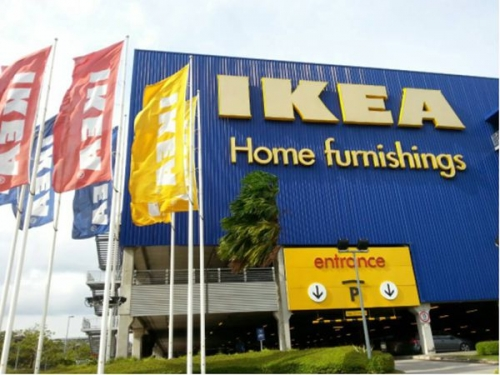 IKEA Car park-Singapor (Sept.2012)